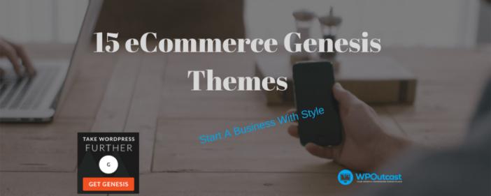 15 eCommerce Genesis Theme