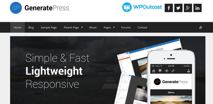 GeneratePress Theme Review: The Next Biggest WordPress Theme