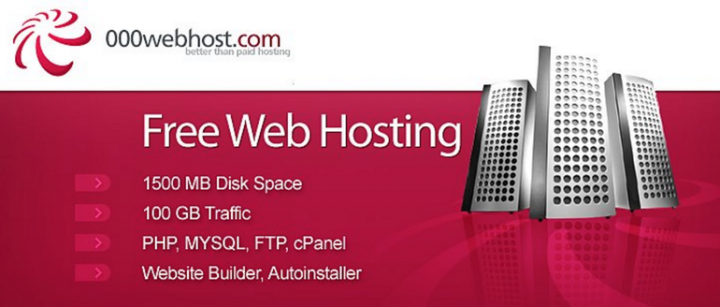 000WebHost Review: The Best Hosting Company for Starters
