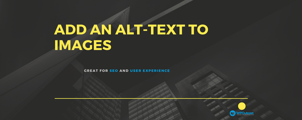 How To Add Alt-Text To Images – A SEO Tip