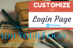How To Customize The WordPress Login Page