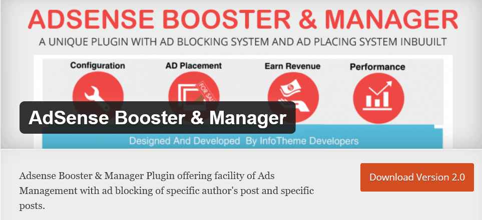 Adsense Booster & Manager