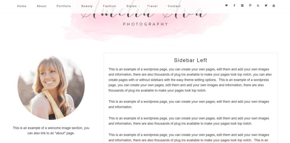 Amelia Ave blog Post