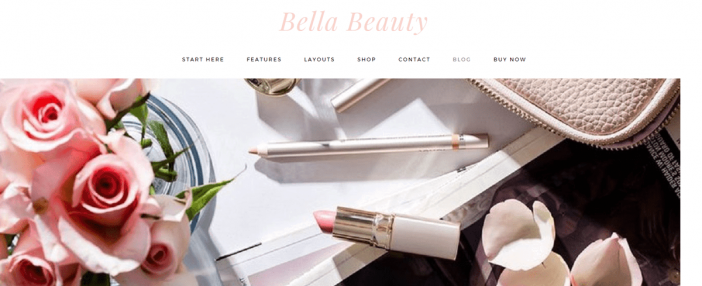 Bella Beauty Theme