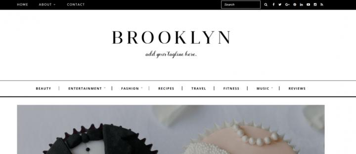Brooklyn – 3rd Party Genesis Framework Theme