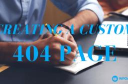 How To Create A Custom 404 Page On The Genesis Framework