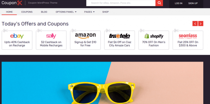 Coupon – The Ultimate Coupon Business Theme