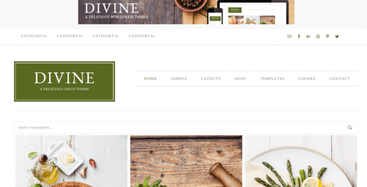 Divine – 3rd Party Genesis Framework Theme