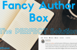 The Fanciest Author Box Plugin Reviewed – Best WordPress Resource Box