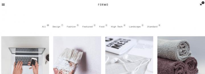 Formo – 3rd Party Genesis Framework Theme