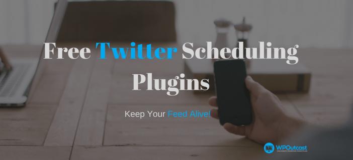 Free Twitter Scheduling Plugin