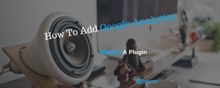 How To Add Google Analytic