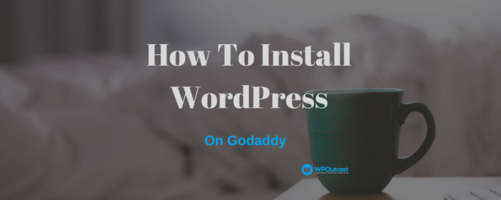 How To Install WordPresss