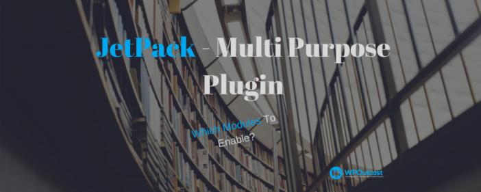 JetPack - Multi Purpose Plugins