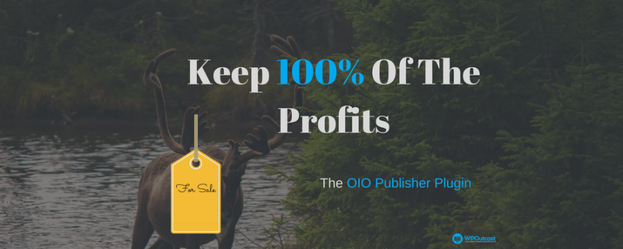 Sell Advertising Space With The OIO Publisher Software