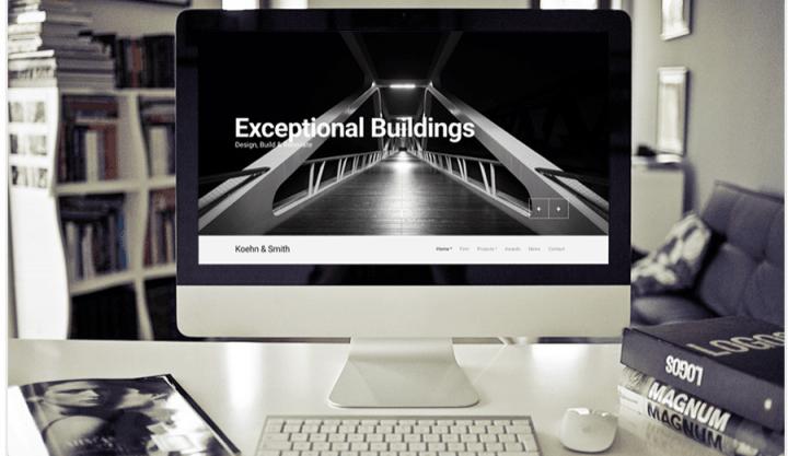 Koehn –  A Premium Business Theme For Bloggers