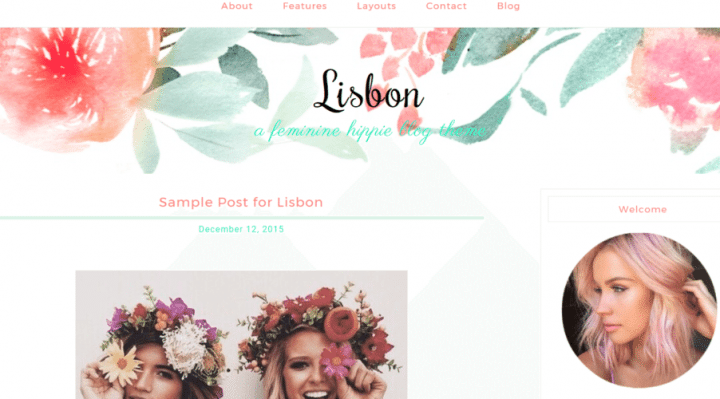 Lisbon – 3rd Party Genesis Framework Theme