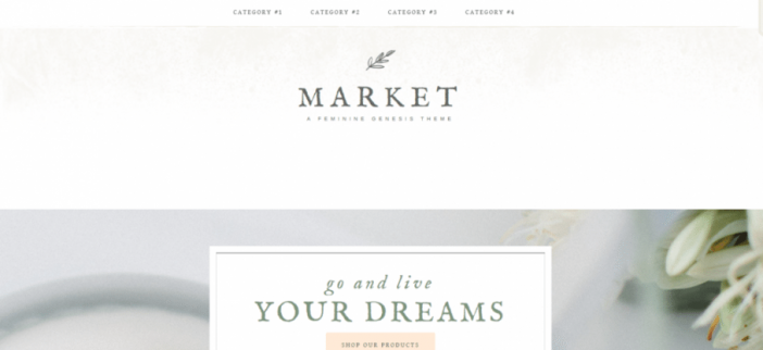 Market Pro Theme