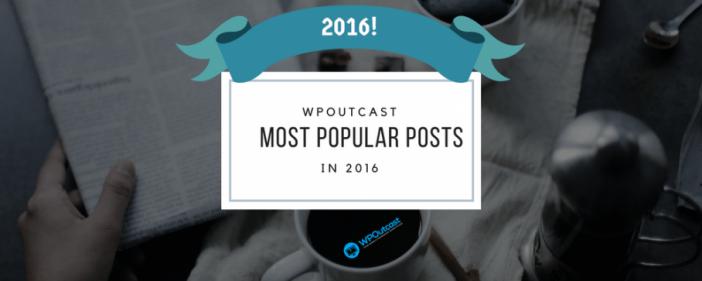 Popular Posts 2016