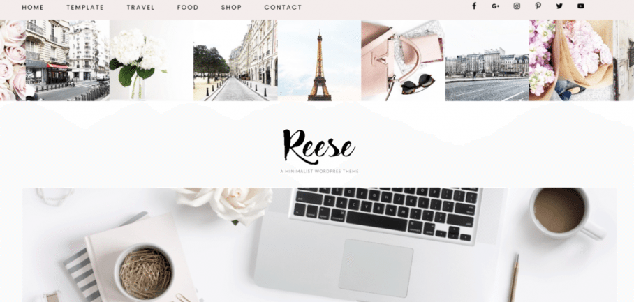 Reese – 3rd Party Genesis Framework Theme