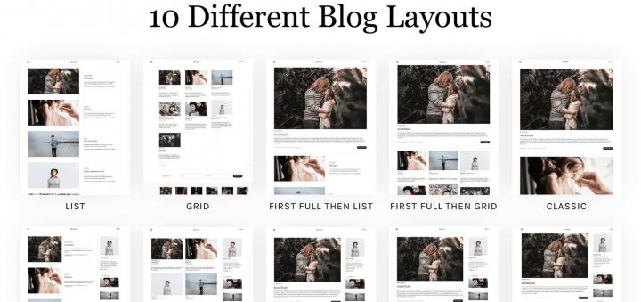Selkie – Multipurpose Blog & Portfolio Theme