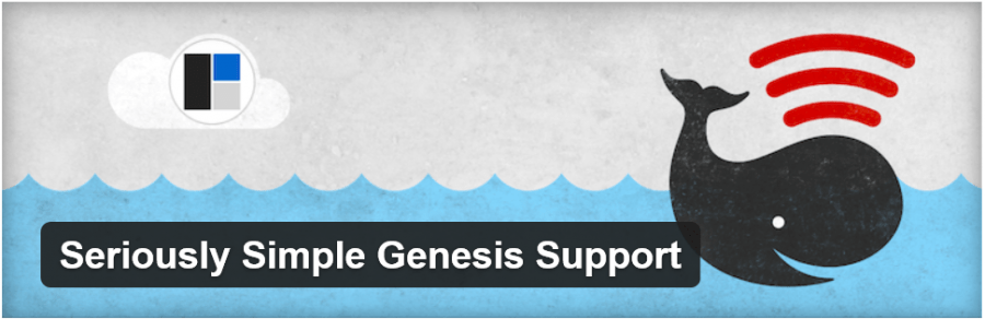 Seriously simple Genesis Support
