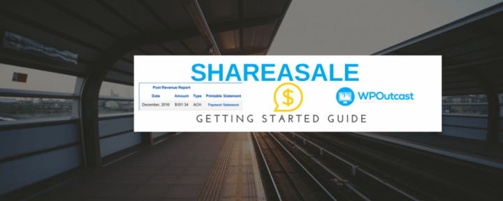 How To Create A ShareASale Account To Make Money Online