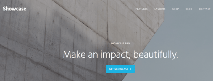 ShowCase Pro – 3rd Party Genesis Framework Theme