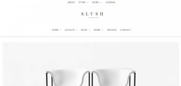 Slush Theme