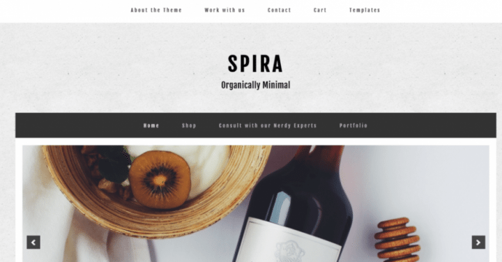 Spira – 3rd Party Genesis Framework Theme