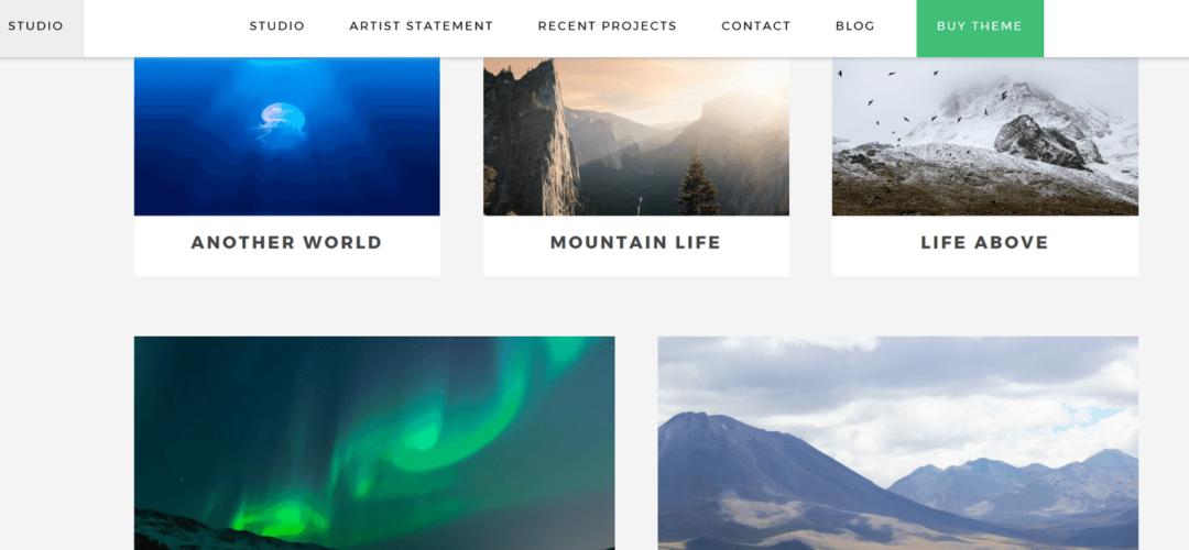 Studio Pro Homepage