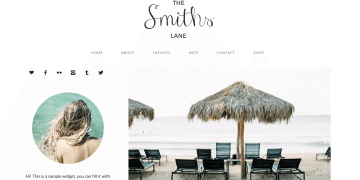 The Smiths – 3rd Party  Genesis Framework Theme