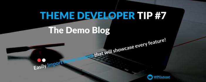 Theme Developer tips
