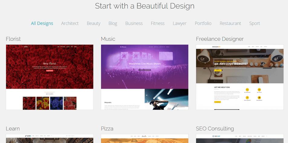 Themecloud Choose Design