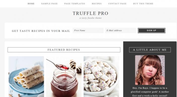 Truffle Theme