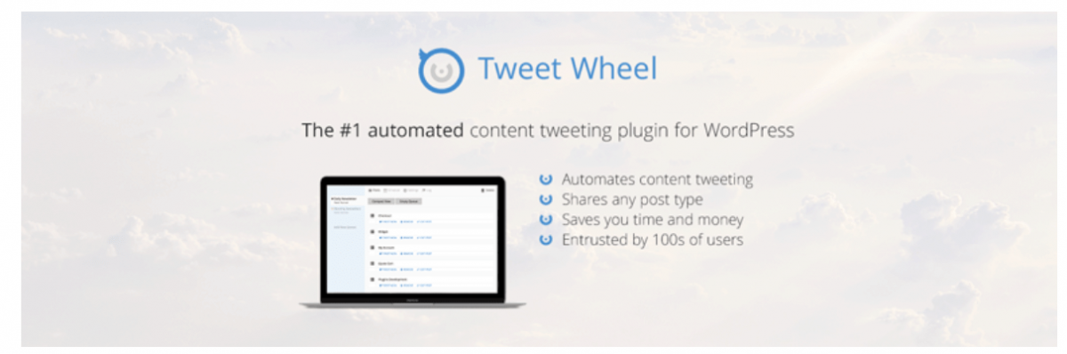 Tweet Wheel Plugin