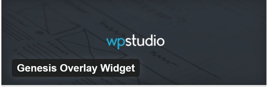 WPStudio Genesis Overlay Widget