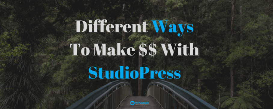 Different Ways To Make Money Online With The StudioPress Affiliate Program