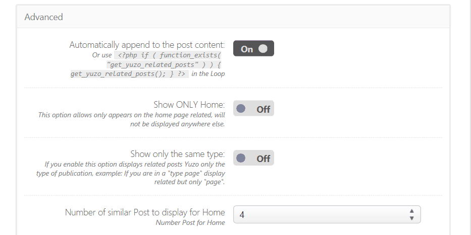 advanced related posts plugin