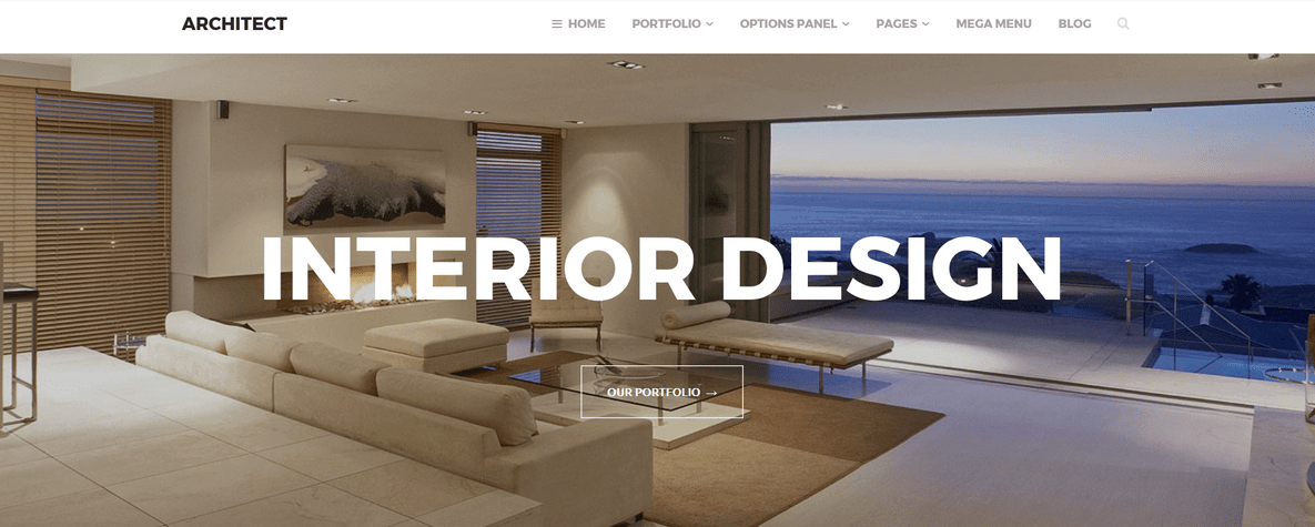 Architect – Mobile Responsive Business Theme