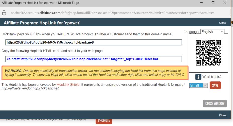 clickbank referal