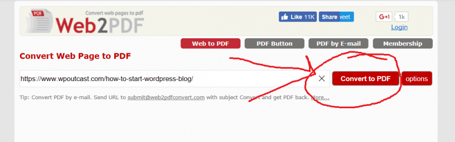 convert pdf free