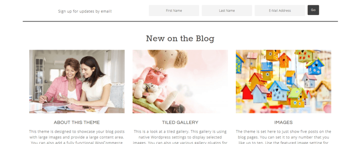 craft haven homepage
