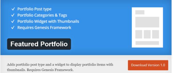 featured portfolio