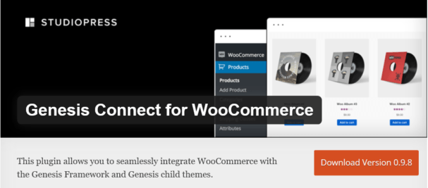genesis woocommerce
