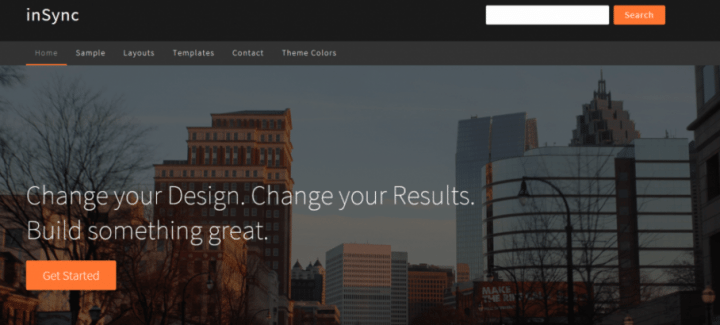 InSync – 3rd Party Genesis Framework Theme