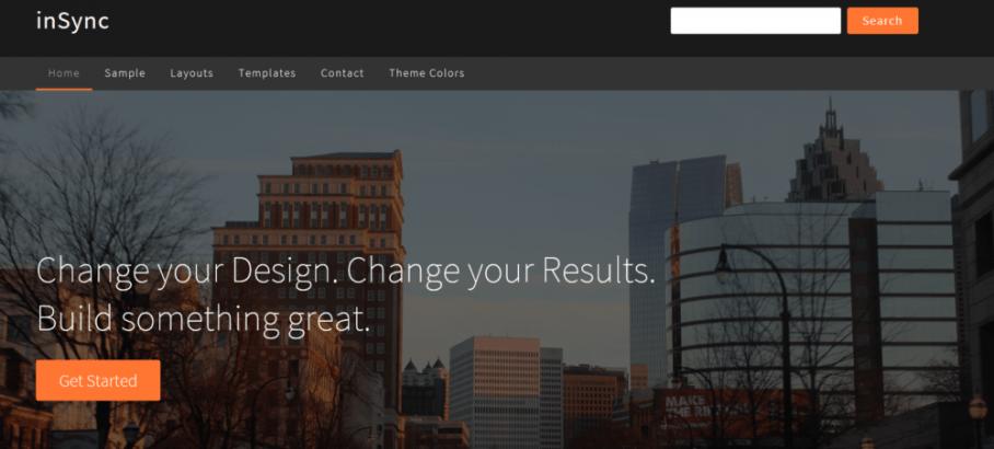 InSync – 3rd Party Genesis Framework Theme