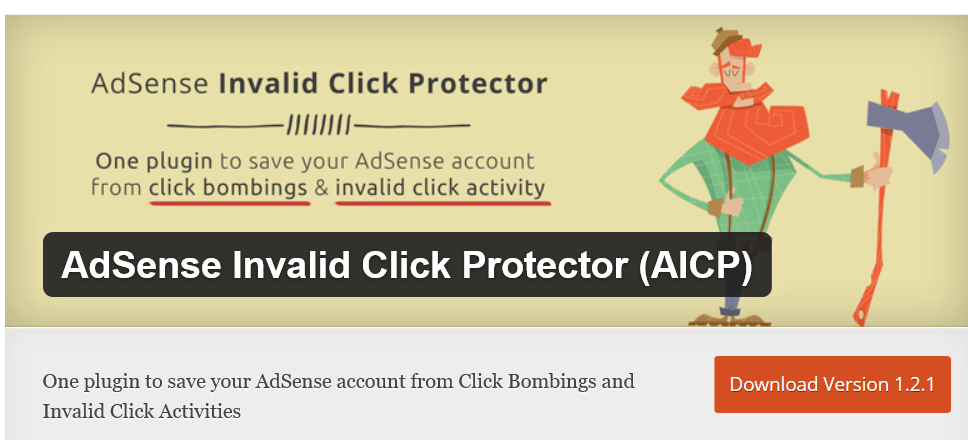 invalid click protector