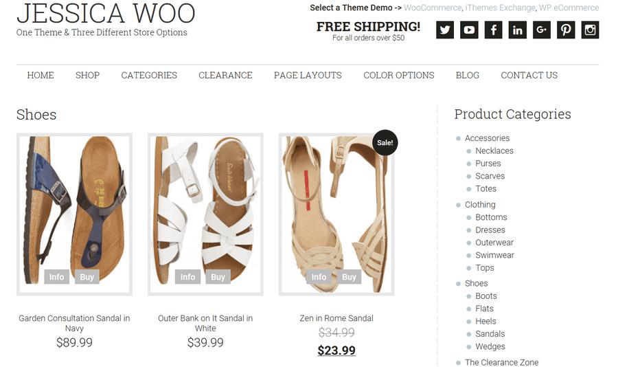 jessica woo shop