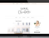 Love Charlotte – 3rd Party Genesis Framework Theme